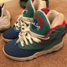 Patrick Ewing's size 8