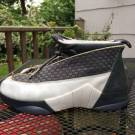 Air Jordan 15 Flint Grey OG 1999 Sz 9