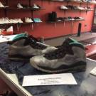 "Air Jordan 10 ""Lady Liberty"" 705178-045 Size 9.5 No Box"