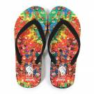 Vans x Nintendo Super Mario Bros Tie Dye Sandals Flip Flops Hanelei Mens Womens