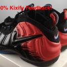 Nike Air Foamposite Pro Spiderman