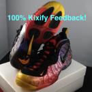 Nike Air Foamposite Pro Premium Asteroid