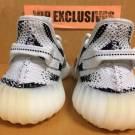 Adidas Yeezy 350 V2 Zebra CP9654 White Black Red SPLY Kanye West 100% AUTHENTIC