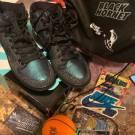 Black Sheep x Nike SB Dunk High Black Hornet