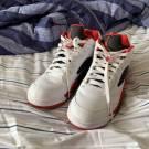 Air Jordan 5 - Fire Red (Black Tongue)