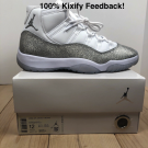 Air Jordan 11 WMNS Metallic Silver