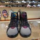 Air Jordan Retro 7 Basketball Shoes 304775 034 Black/Bordeau